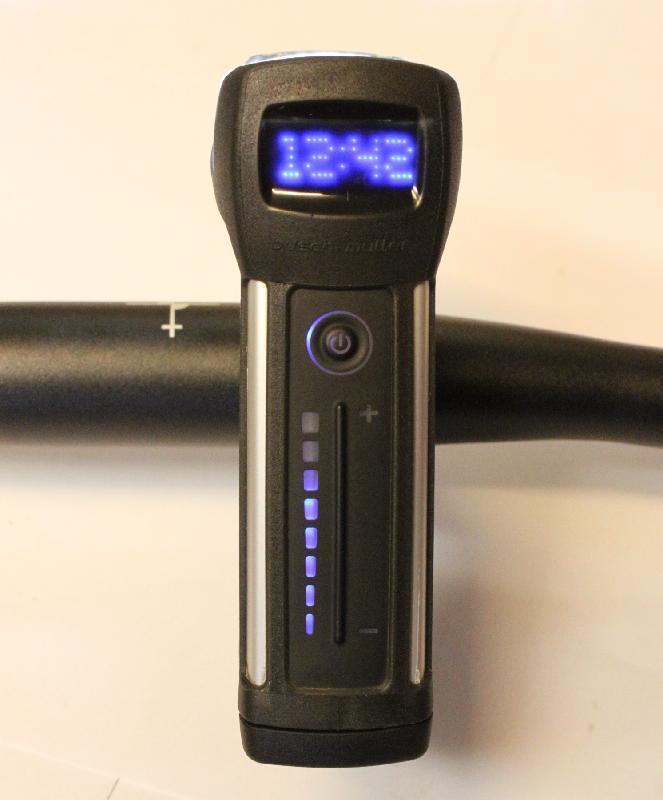 Moderne Fahrradbeleuchtung Zweirad Etzlstorfer